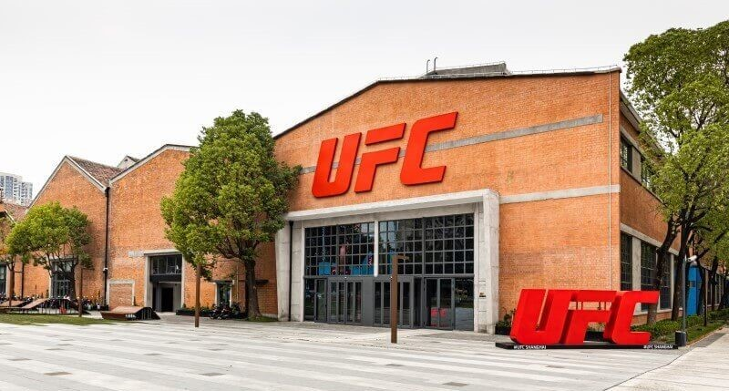 UFC Shanghai sporting a cultural heritage
