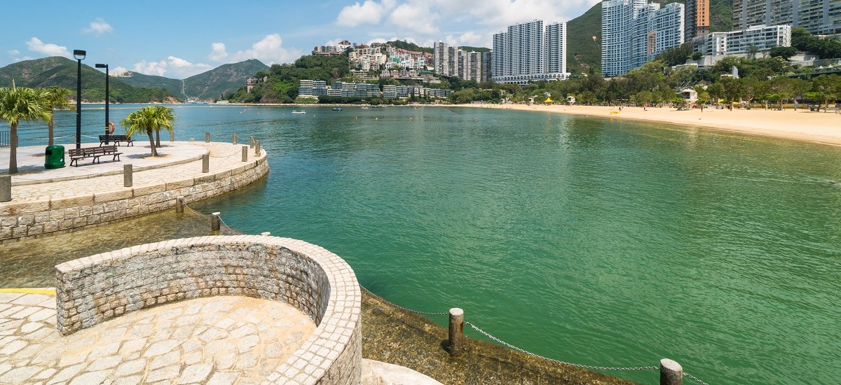 beach in Repulse bay