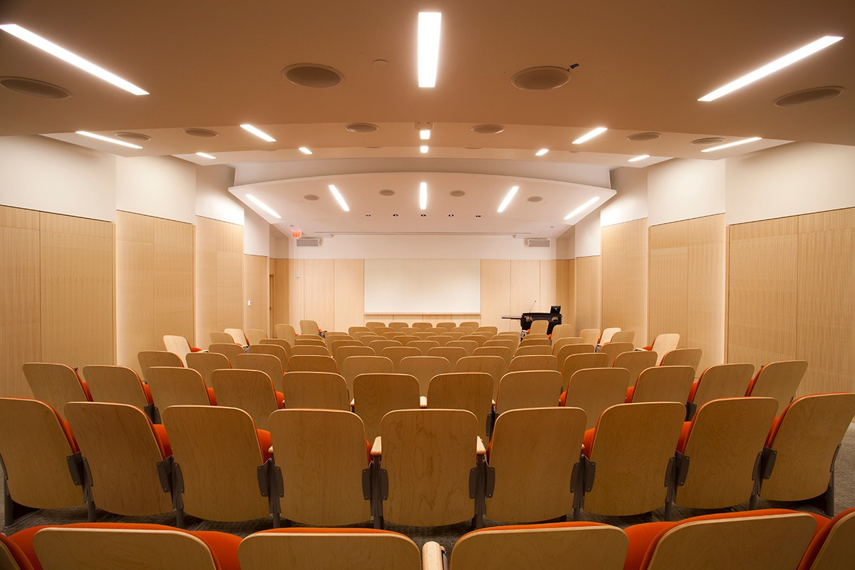 Max Planck Florida Institute lecture hall