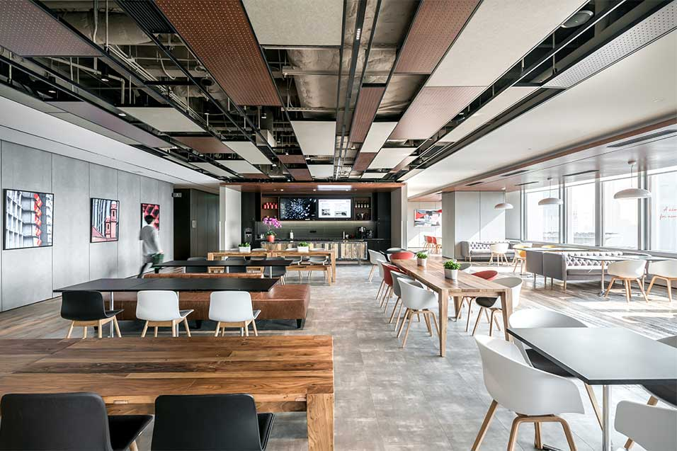 JLL Shanghai Office gallery 1