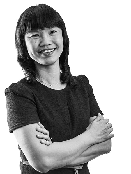 Tay Huey Ying,Head of Research and Consultancy