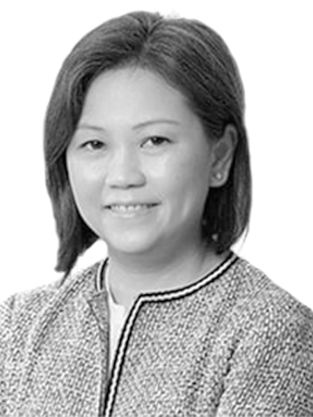 Karen Lee,CEO, ARA LOGOS Logistics Trust Management Limited